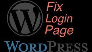 WordPress Login Error Fix Mp3