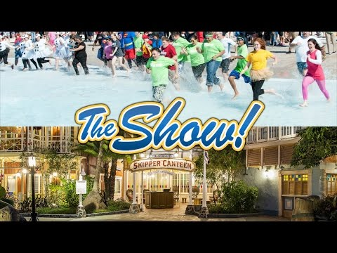Attractions - The Show - Polar Plunge at Aquatica; Skipper Canteen; latest news - March 3, 2016