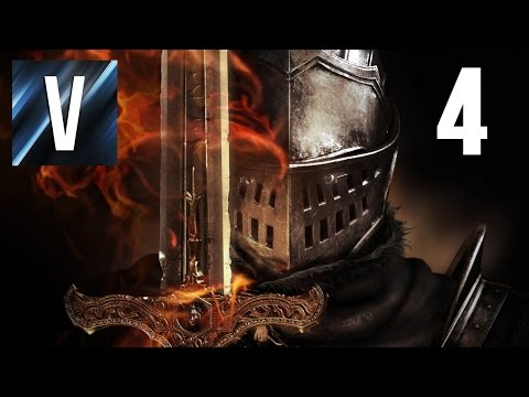 Dark Souls - Episode 4: The Episode Where a Lot of Stuff Happens