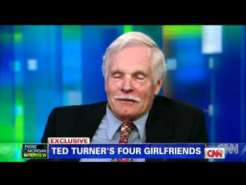 Man with many needs, Ted Turner-four-girlfriends