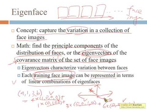 Multimedia Content Analysis -- 27_Eigenface