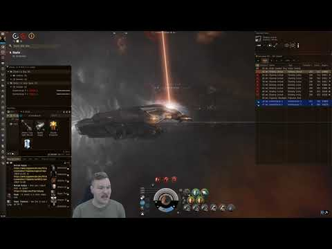 [Eve Online] T5 Triglavian Shipyard Guide/Walk-Through