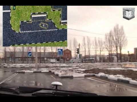 Логос. Автодром в Тольятти