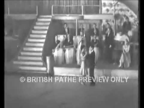UK Jive introduced 1940s