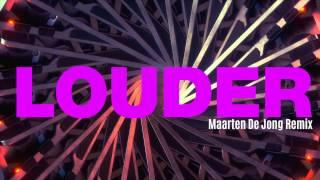 [2.73 MB] Paul van Dyk & Roger Shah feat. Daphne Khoo - Louder (Maarten De Jong Remix)