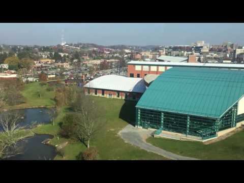 West Virginia University (student video)