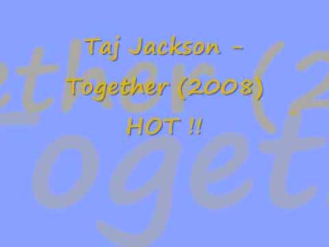 Taj Jackson - Together (2008)