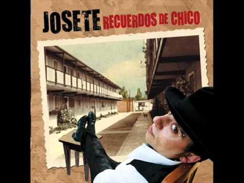 Josete y La Excepcion - Recuerdos De Chico.wmv