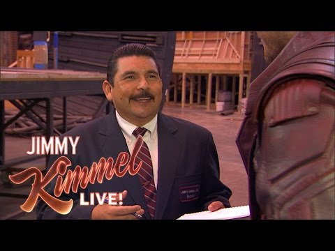 Thumbnail: Guillermo in Guardians of the Galaxy Vol. 2