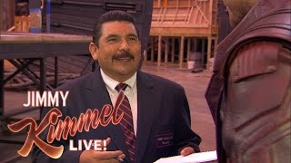 Guillermo in Guardians of the Galaxy Vol. 2