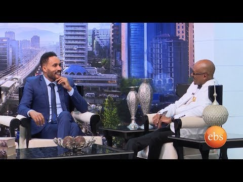 EBS Special New Year Show with Asfaw: Interview with Girum Ermiyas