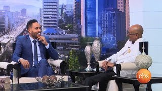 Asfaw Meshesha Interview with Girum Ermiyas