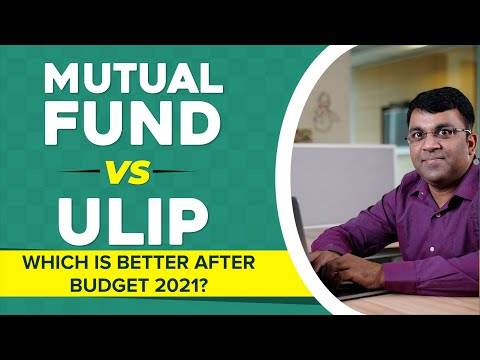 Difference & Comparison Between Mutual Funds vs ULIPS (Unit Linked Insurance Plan) - Which is Better