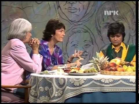 WOMEN'S VISIONS - NORDISK FORUM, NRK 1988/RITA WESTVIK