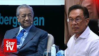 Does Dr Mahathir trust Anwar?