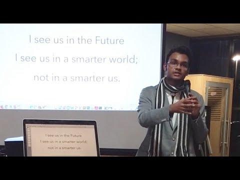 The Invisible Problem | Subhajeet Mukherjee | Lightning Talks @ Hacker Dojo