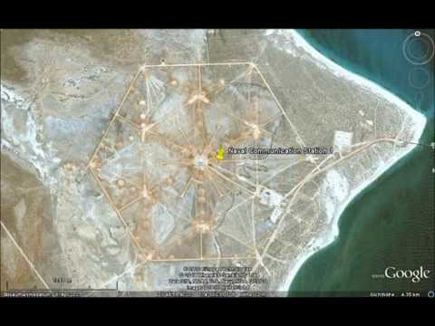 HAARP SURA  EISCAT GOOGLE EARTH TOP SECRET PLACES