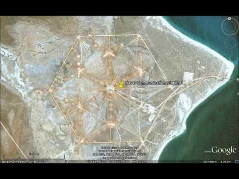 HAARP SURA  EISCAT GOOGLE EARTH TOP SECRET PLACES