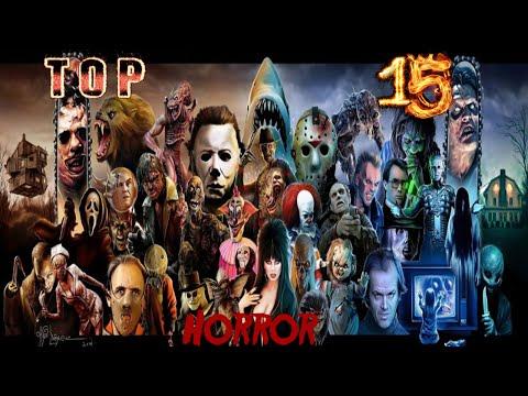 Top 15 Favorite Horror Killers