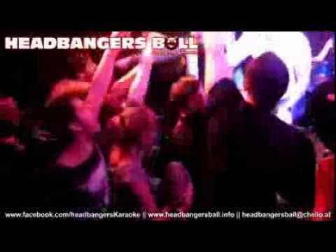 Headbangers Ball Live Metal Karaoke Gerhard Petz Info Teaser 2014