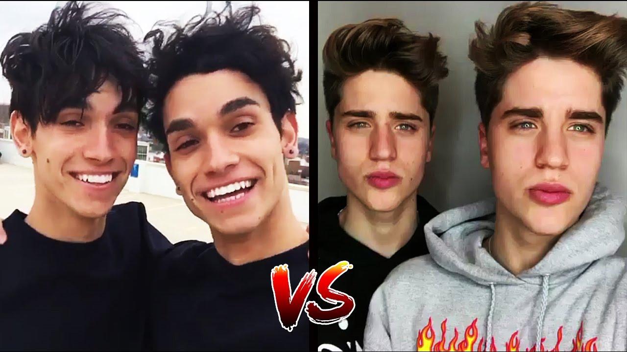 Lucas And Marcus Vs Martinez Twins Dobretwins Vs
