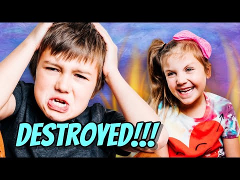 Stella DESTROYS Her Brother! |