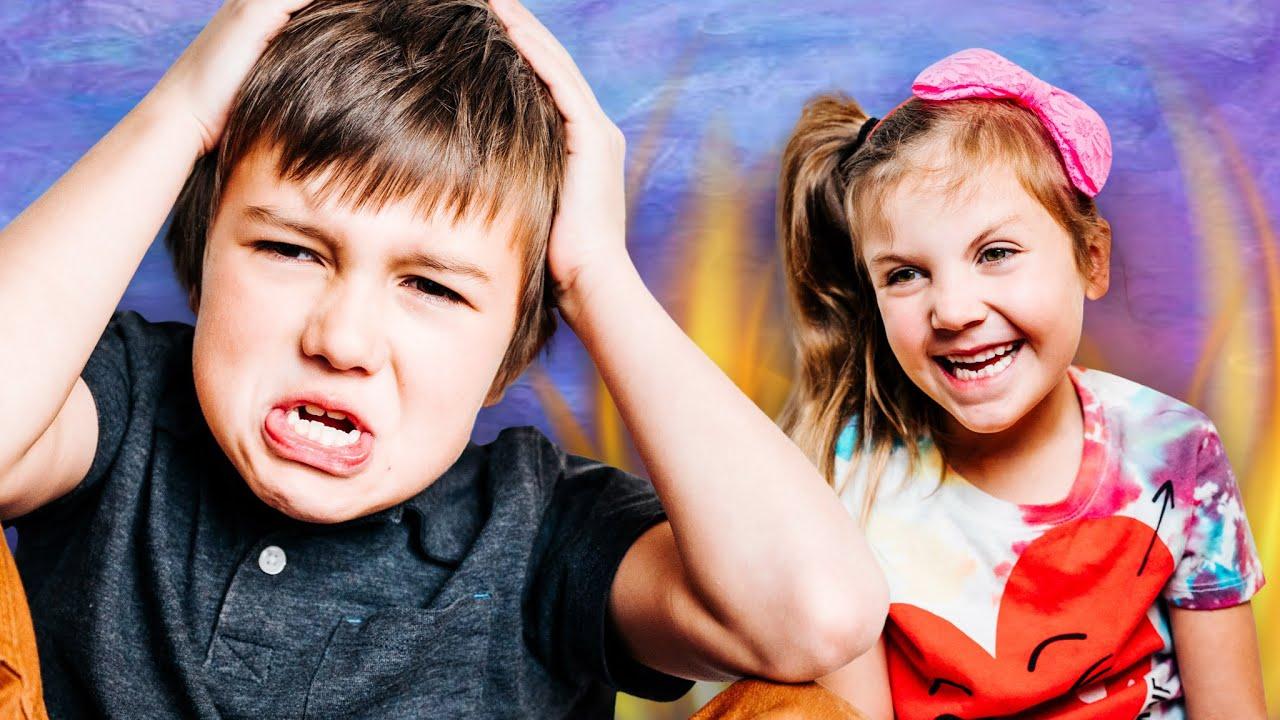 Download Stella DESTROYS Her Brother!