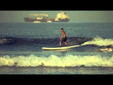 SUP серфинг в Приморье