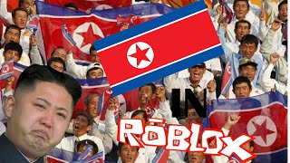 NORTH KOREAN ROBLOX!?!?