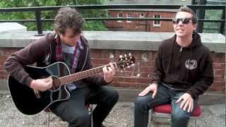 """ATP! Acoustic Session: This Time Next Year - """"Three Miles Down"""" (Saves the Day Cover)"""