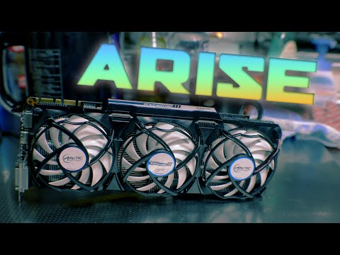 The TALE of the 'BROKEN' GTX 780 & The 'HOSED' PSU