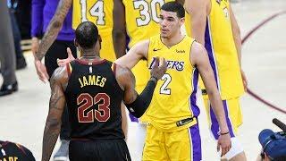 Lonzo Ball Full Rookie Season Highlights || Nice For What || Drake (Emotional)