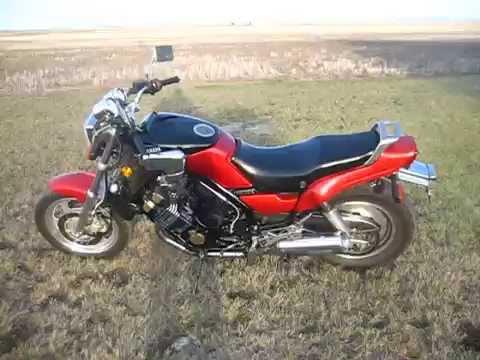 My 86 Yamaha Fazer FZX700 - YouTube