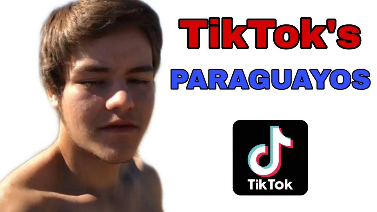 TIK TOKS PARAGUAYOS 🇵🇾 - SI TE RIES PIERDES