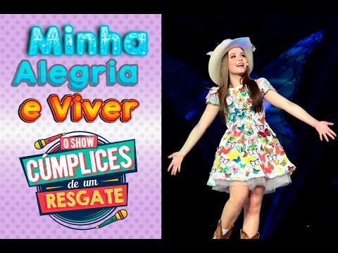 Minha Alegria e Viver - O Show C1R no Rio Arena (RJ)