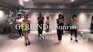 GFRIEND - Sunrise dance cover 2 by Nina/Jimmy dance studio