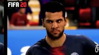 FİFA 20 OYUNCU YÜZLERİ  ( MESSİ - SUAREZ - LUKAKU - NEYMAR )  /   FIFA 20 PLAYER FACES