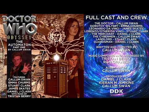 Doctor Who Fan Audio | The Automaton: Part One | Odyssey S1E1