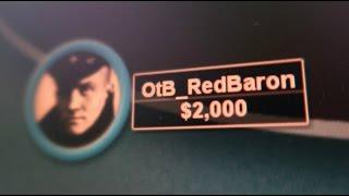 La batalla final vs OtB_RedBaron | AllStars #11