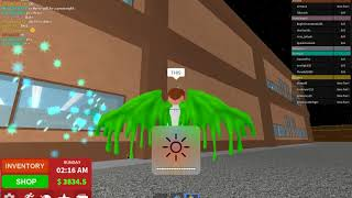 Roblox High School Life Secret arme et Reg Codes