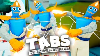 ТАБС ПОПАЛ В РАЙ ► Totally Accurate Battle Simulator #60