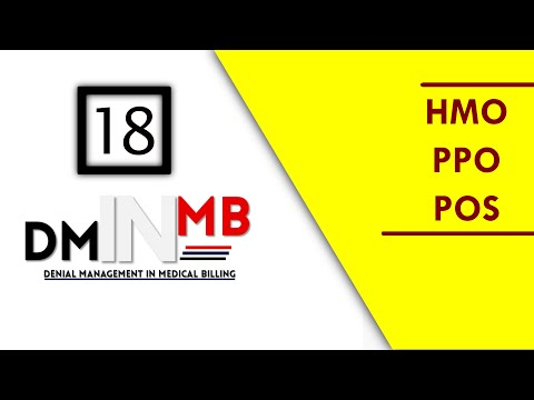 Difference Between HMO And PPO In Medical Billing [HMO PPO POS]