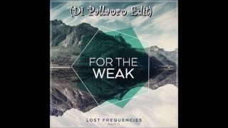 Скачать Lea Rue Sleep For The Weak Lost Frequencies Remix Di Pallaoro Extended Edit