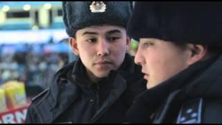 Әскер KZ. Бойцы Нацгвардии РК на страже нашего спокойствия