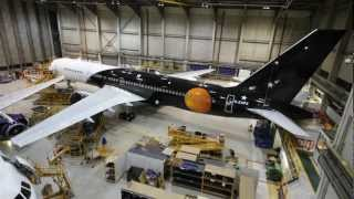 Titan Airways Boeing 757 - Maintenance by Monarch Aircraft Eng…