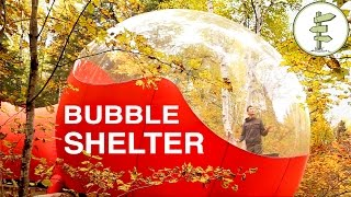 Colourful Bubble Shelters in the Trees - Full Tour