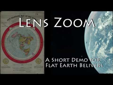 How Zoom Lenses work for Flat Earth belivers thumbnail