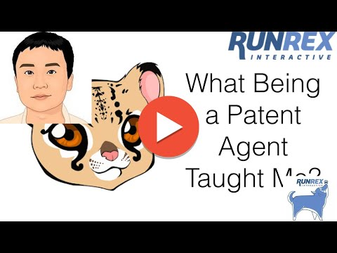What Being a Patent Agent Taught Me?