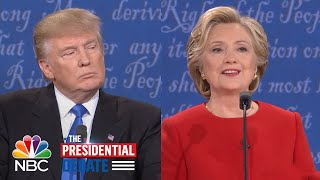 Donald Trump: 'Why Not' Blame Hillary Clinton for Everything?   NBC News