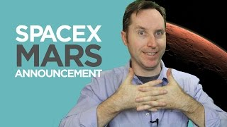 The SpaceX Mars Announcement: Everything You Need To Know | Answers With Joe